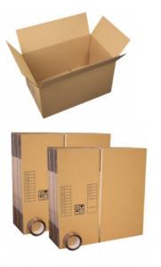 Livraison cartons Art Miles Déménagements