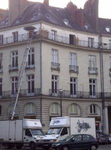 Déménagement Place Graslin Nantes