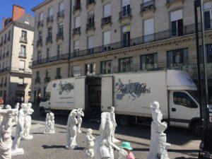 Déménagements Nantes Juillet 2019