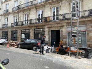 Monte Meubles Artisans BTP Nantes